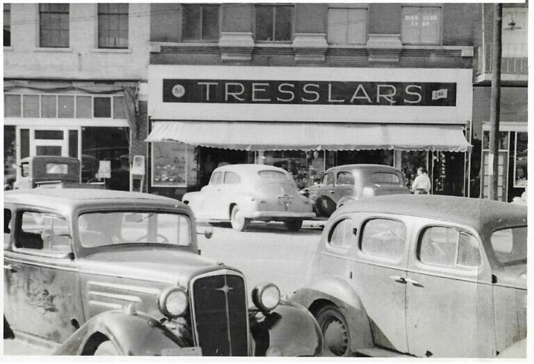 1950's - Before it was Miller's