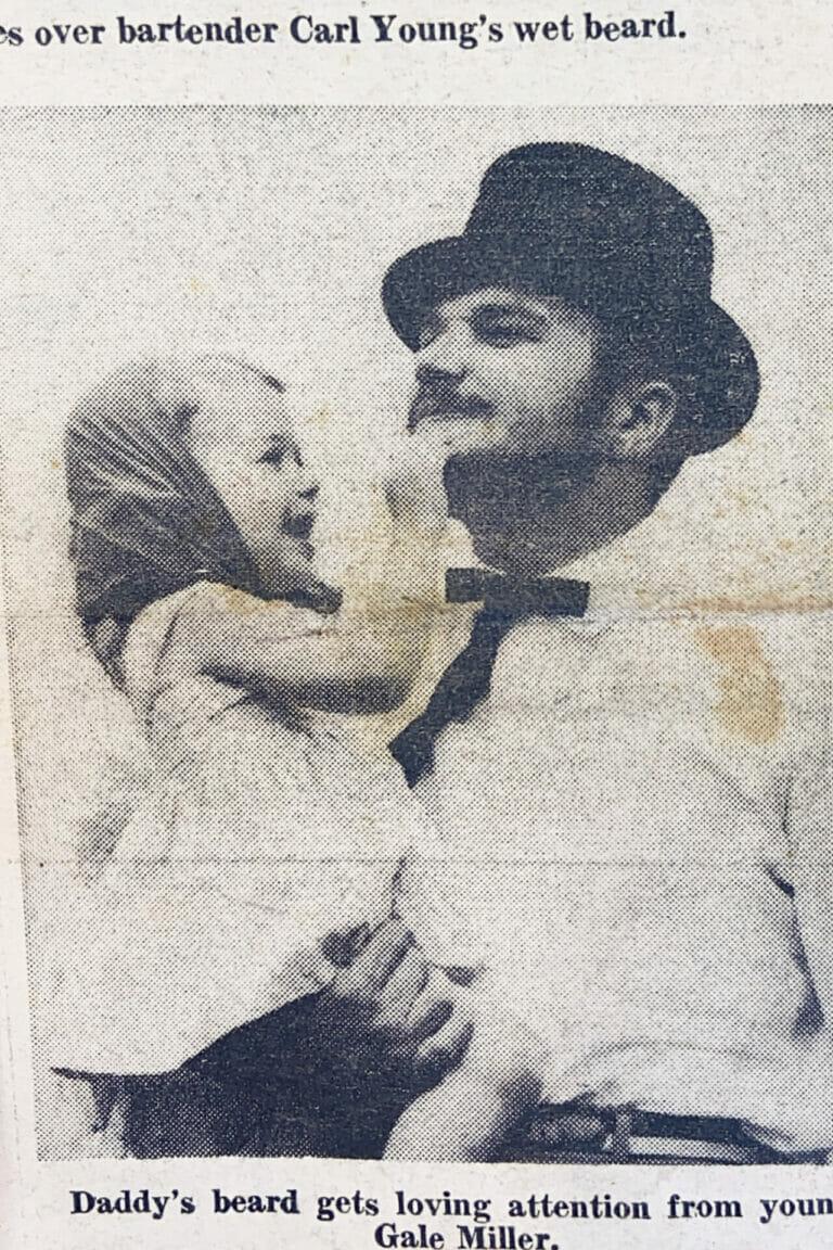 Jim Sr. and daughter